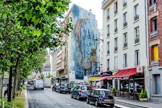 Sunday Street Art : DALeast - boulevard Vincent Auriol - Parcours Street Art 13 Galerie Itinerrance - Paris 13