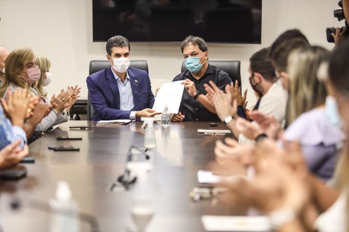 Governo do Pará envia à Alepa projeto de reajuste salarial de professores