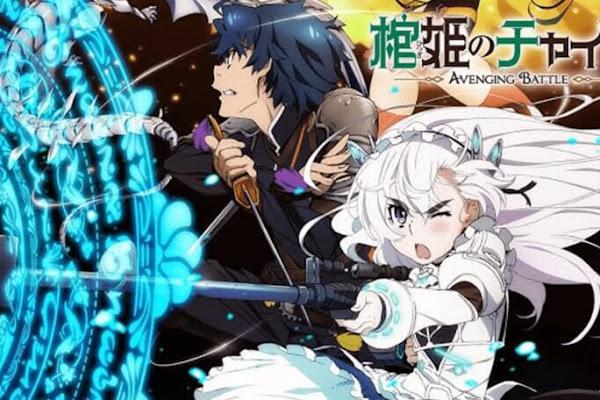 Hitsugi no Chaika S2 BD (Episode 01 — 10) Sub Indo
