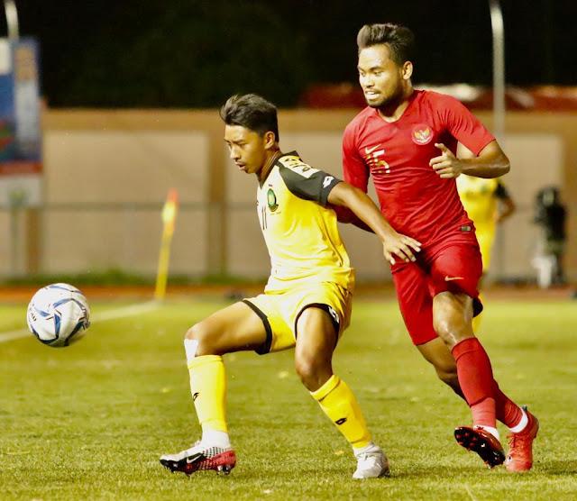 Semangat Garuda Muda Berkobar Pasca Bobol Gawang Brunei 8-0