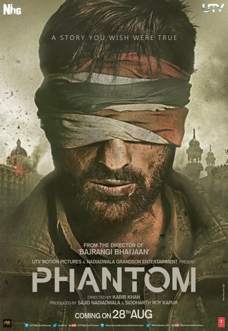 Phantom 2015 Hindi Movie Download
