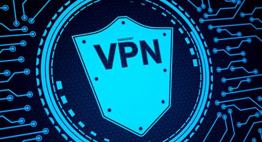 هل VPN أمن للعمل عن بعد
