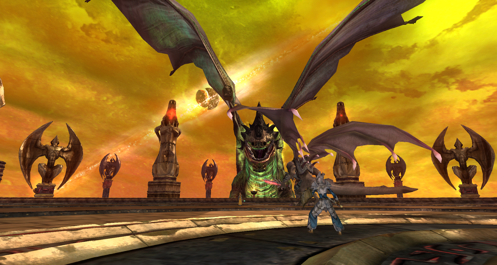 Inventory Full: Get Your Free Level 100 (What, Another?) : EQ2