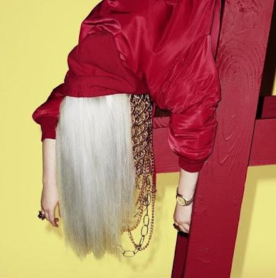 "Billie Eilish Unveils New Single ""idontwannabeyouanymore"""