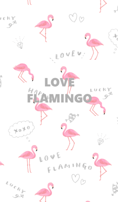 Love! Flamingo