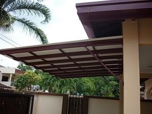 kanopi baja ringan di malang jasa pembuatan pagar rumah minimalis teralis railing