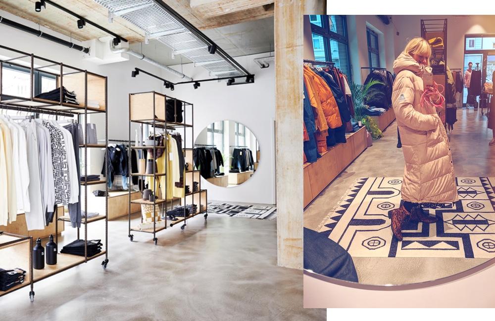 Shopping Tipp: glore in Hamburg Altona - glore Altona - It's all about organic & fairtrade apparel & goods!