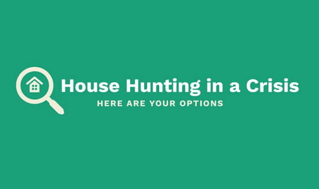 What House Hunting Looks Like During the Covid-19 Lockdown #infographic