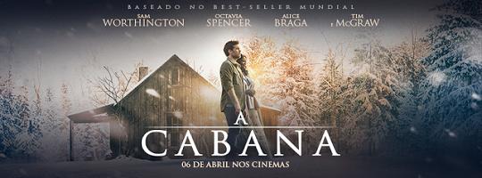 Capa A Cabana Torrent 720p 1080p 4k Dublado Baixar