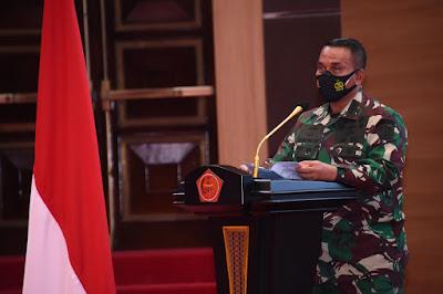 TNI Laksanakan Penandatanganan Kontrak Bersama Pengadaan Barang dan Jasa