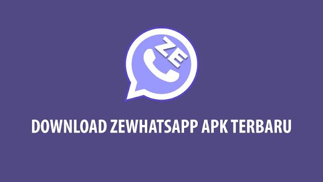Download ZEWhatsApp APK Terbaru