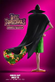 Hotel Transylvania 3: Summer Vacation - Poster & Trailer