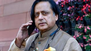 Shashi tharoor कैसे बने रातो रात पॉपुलर | जाने असली सच्चाई