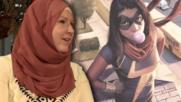 Inilah Gwendolyn Willow Wilson, Mualaf AS Pencipta Karakter Superhero Muslimah Besutan Marvel