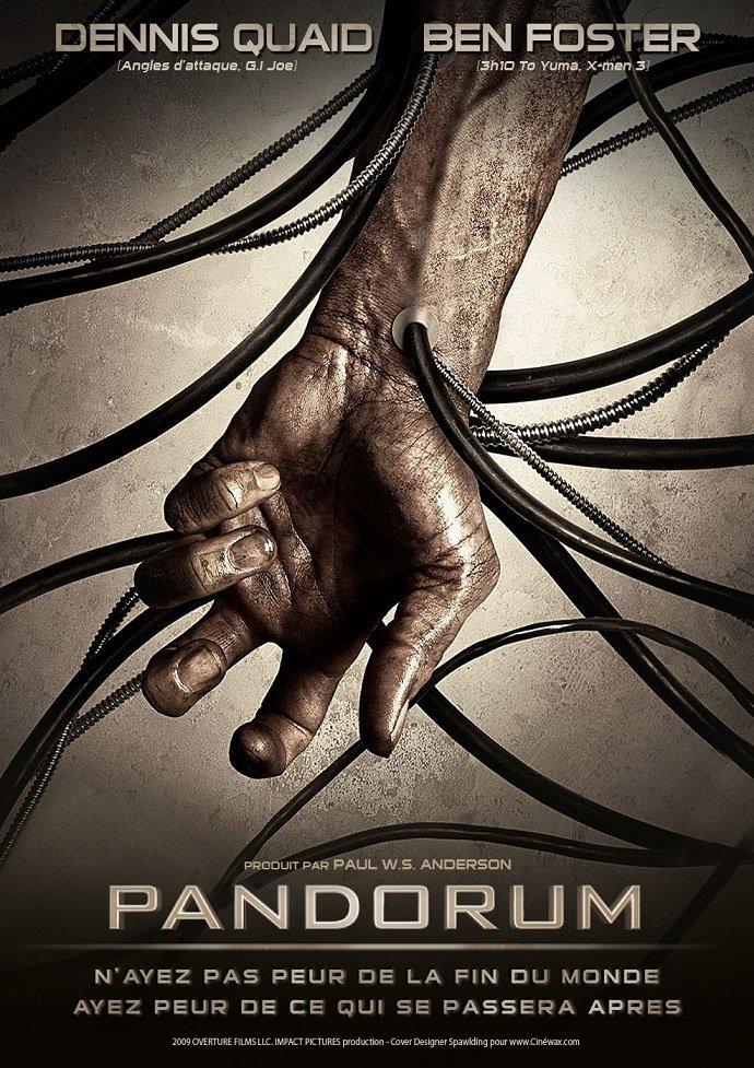 Bí Mật Chết Chóc - Pandorum (2009)