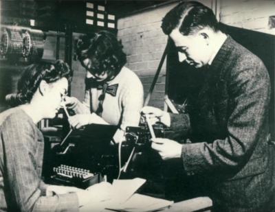 Katheleen Booth, women created programming language.