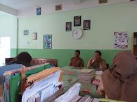 Perkenalan Kepala Sekolah SMPN 1 Purwakarta bersama Dewan Guru