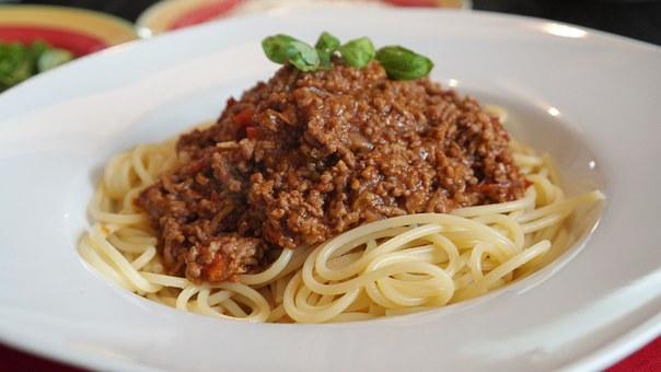 resep pasta spaghetti bolognese