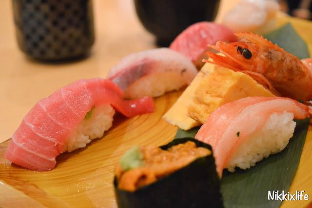 【日本。東京】平價抵食超人氣梅丘寿司の美登利 10