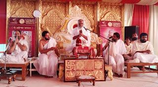 अयोध्यापुरम से पालीताणा छःरिपालक यात्रा संघ तीसरा पड़ाव