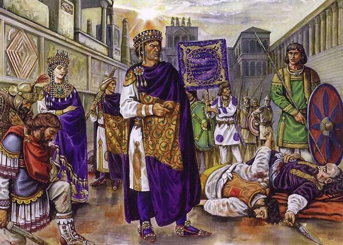 Резултат с изображение за Византийският пълководец Велизарий