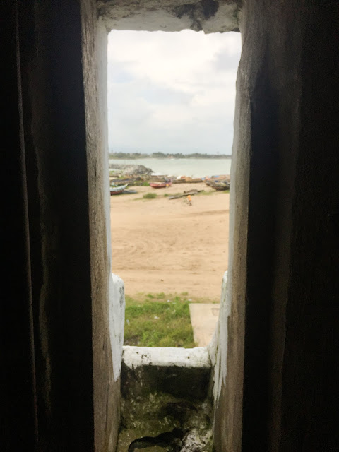 The Door of No Return, Elmina Castle, Ghana