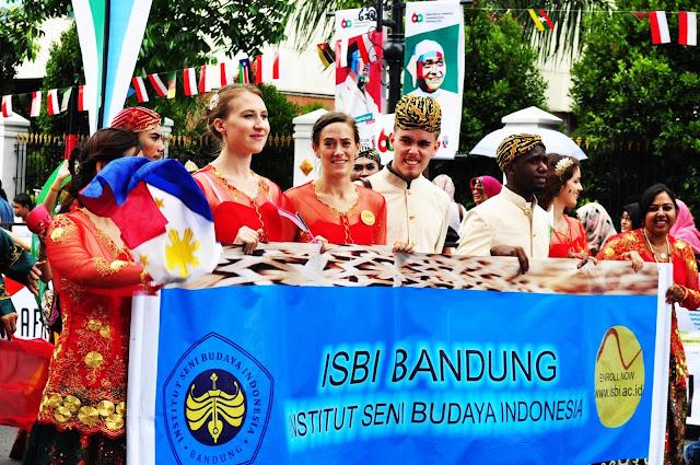 Informasi Pendaftaran Mahasiswa Baru (ISBI) Institut Seni Budaya Indonesia Bandung