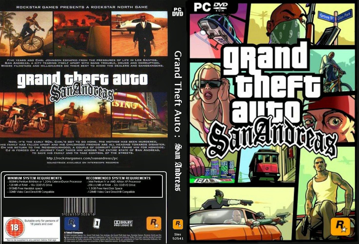 Gta san andreas save game pc 100 complete