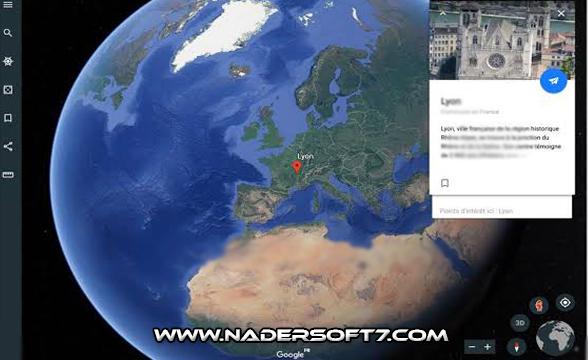 تحميل برنامج Google earth | احدث اصدار يدعم جميع اللغات