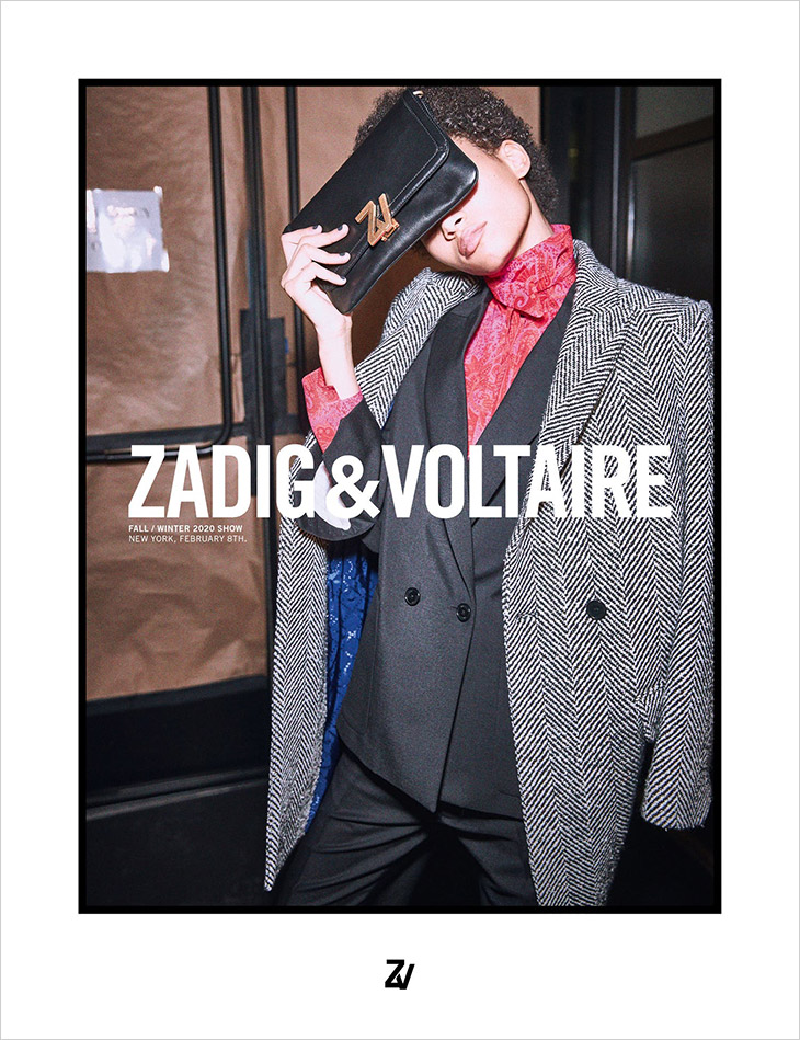 ZADIG & VOLTAIRE Looks to the Past to Create the Future