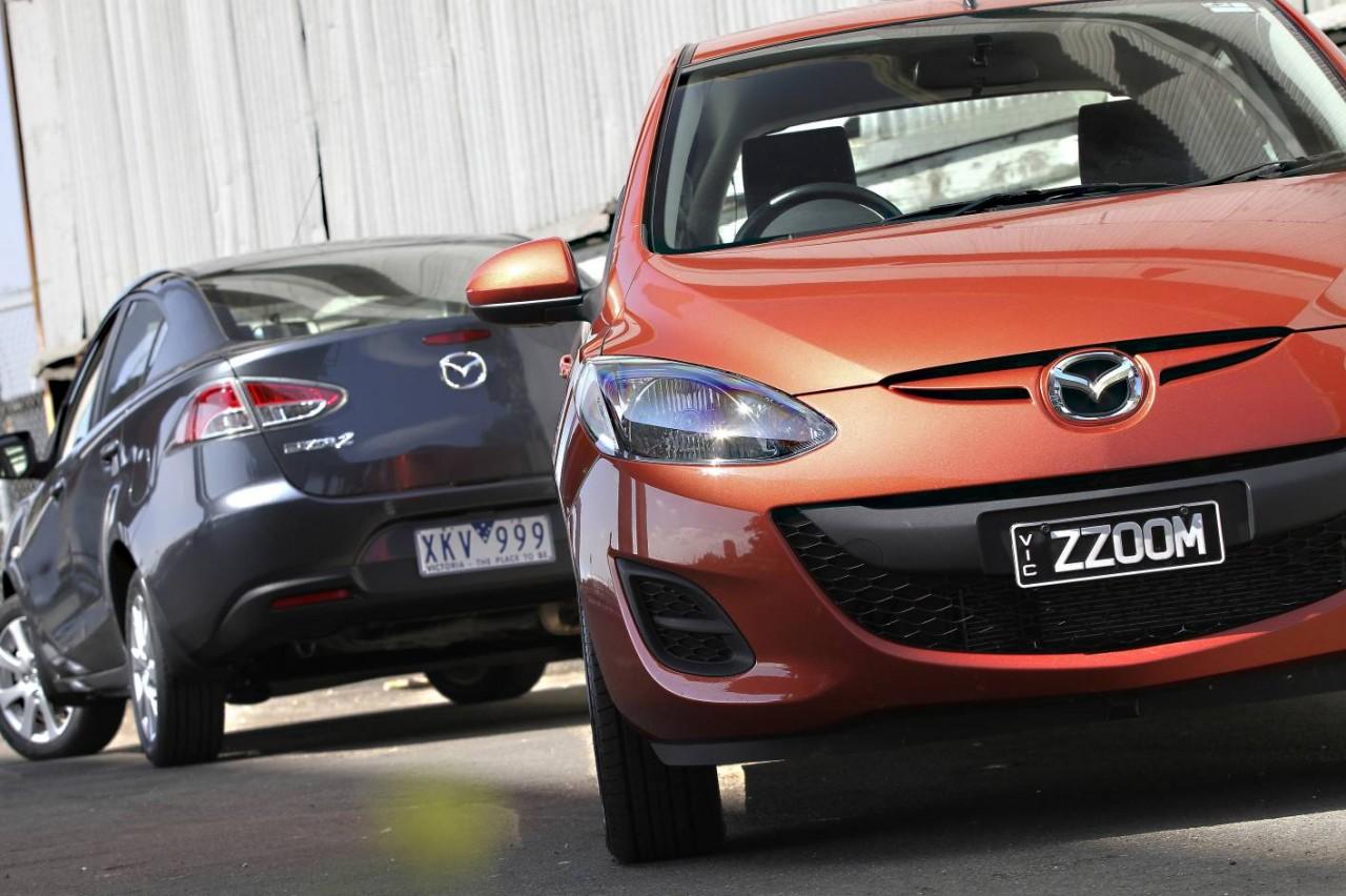 Kelebihan Mazda 2 2010 Murah Berkualitas