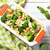 Paste cu hamsii si broccoli
