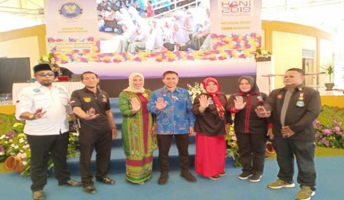 Hadiri HANI 2019, Ketua DPD GANN Banten : Jauhi Narkoba, Jaga Generasi Anak Bangsa