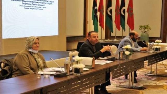ليبيا: مجلس النواب والمجلس الأعلى للدولة الملحقان بالوفاق السياسي