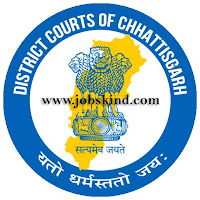 Chhattisgarh-District-Courts logo not for official use