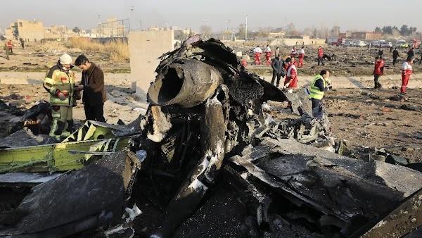 Kacau! Iran Akui Tak Sengaja Tembak Pesawat Boeing Ukraina