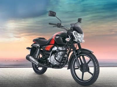 All New Bajaj V 125cc Hd image