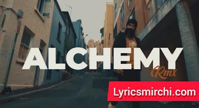 Alchemy RMX Song Lyrics | L-FRESH THE LION ft. Shloka & EPR Iyer | Latest Rap Song 2020