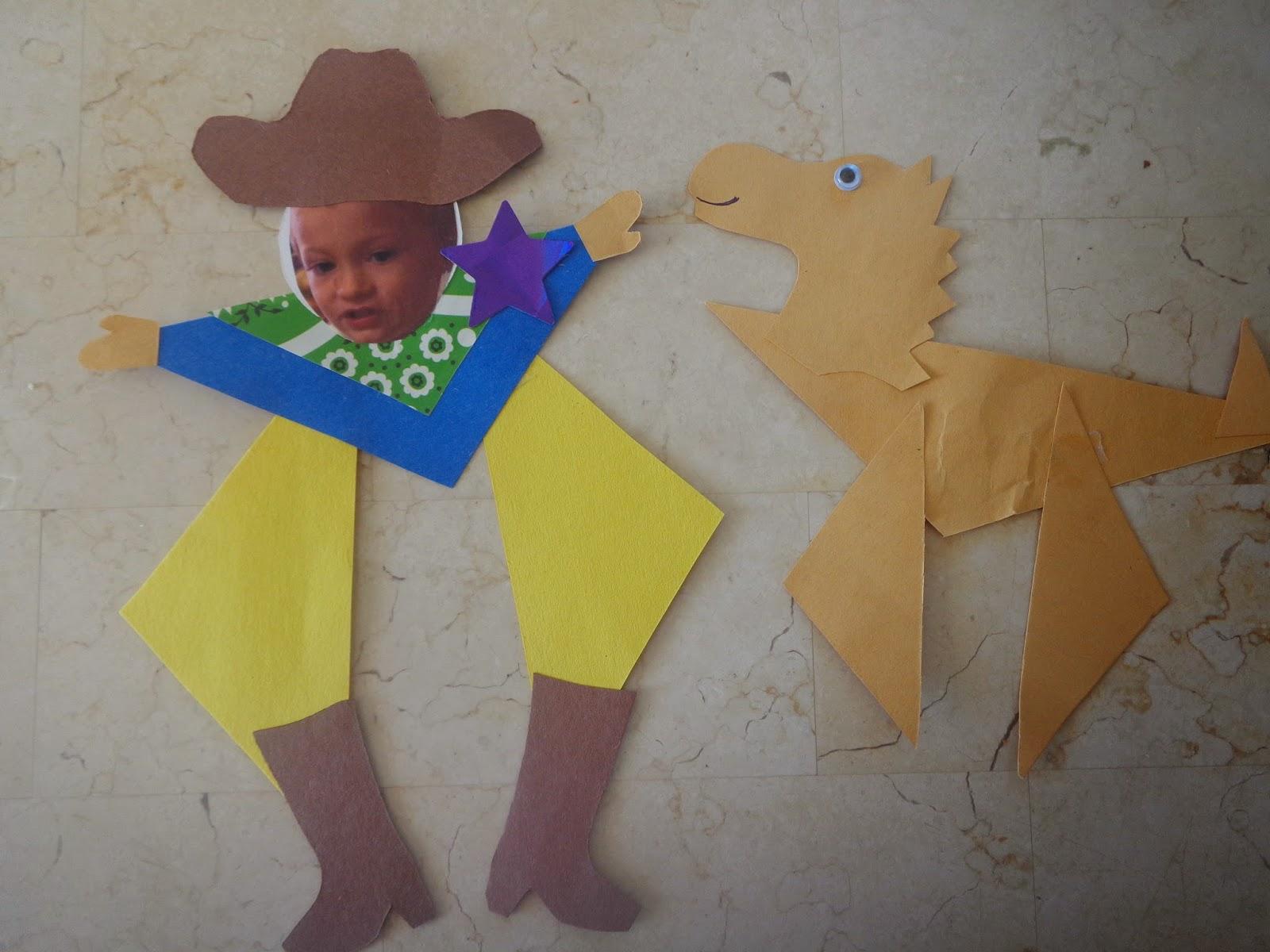 Terrific Preschool Years Wild West Day