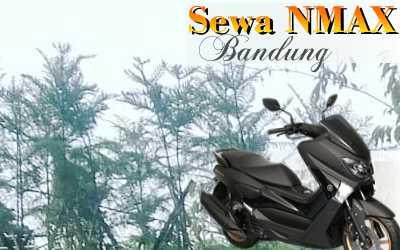 Rental sepeda motor Yamaha N-Max Jl. Suryalaya I-III Bandung