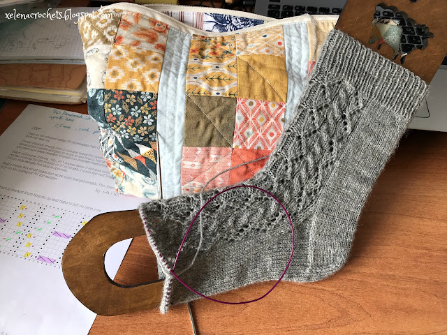 sweet woodruff socks