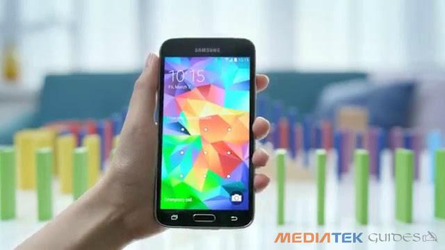 Samsung Galaxy S5 (SM-G900H) MT6572 Mediatek Stock Rom