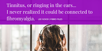 are fibromyalgia and tinnitus connected?