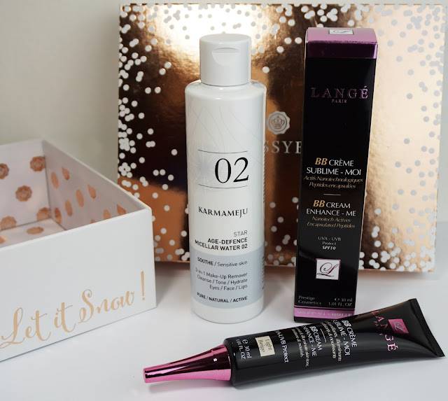 Glossybox - Christmas Special Box 2015