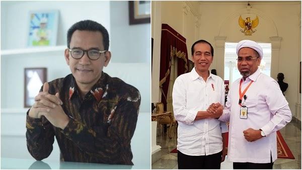 Erick Thohir Rombak BUMN Pelabuhan: Refly Harun Dicopot, Ngabalin Jadi Komisaris