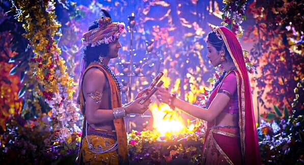 Radha krishna episode