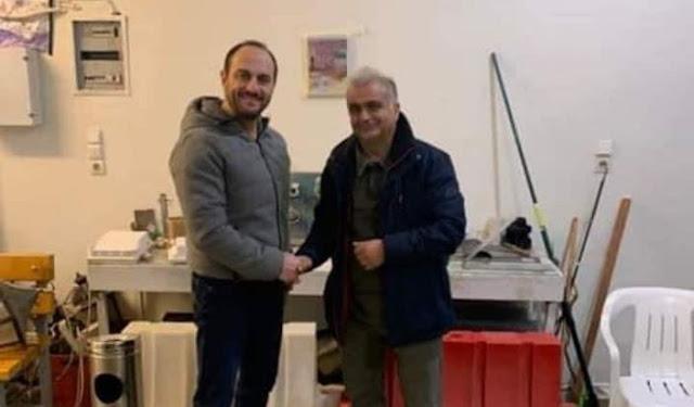 Νέος αντιδήμαρχος υπεύθυνος ηλεκτροφωτισμού στο Δήμο Άργους Μυκηνών ο Γιώργος Σαρρής