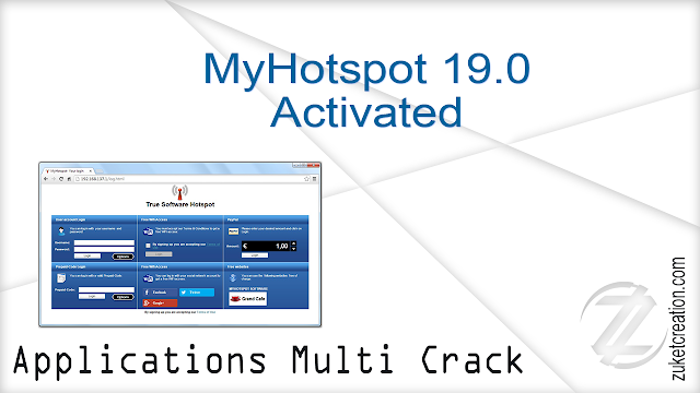 MyHotspot 19.0 Activated   |  12 MB