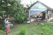 Diterjang Puting Beliung Puluhan Rumah Warga Rusak