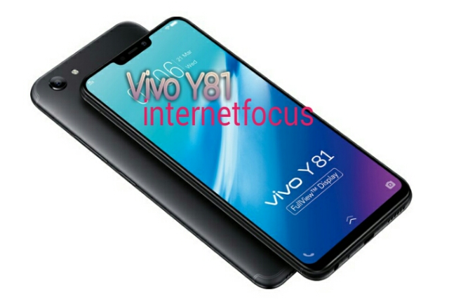 Vivo Y81 Norch Display Ke Sath India Me Hua Launched
